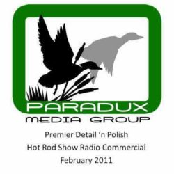 Premier Detail 'N Polish Hot Rod Show Radio Commercial