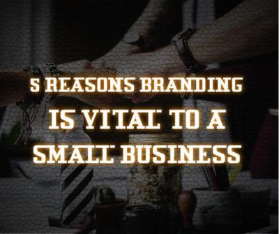 Why branding is vital